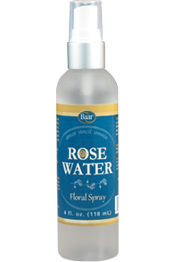 Rose Water Floral Spray!